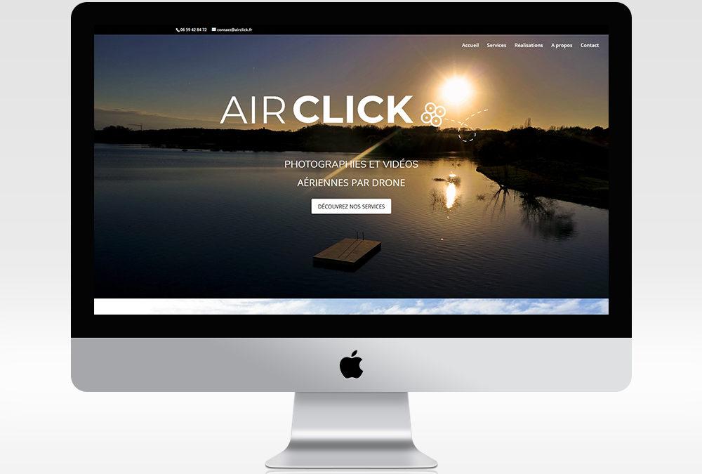 Site web Airclick